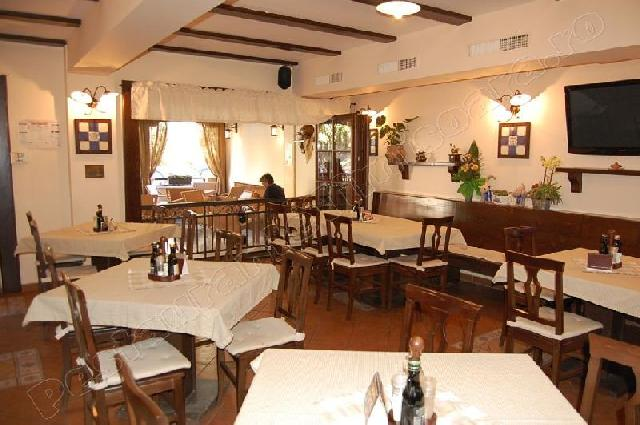 restaurant al caminetto