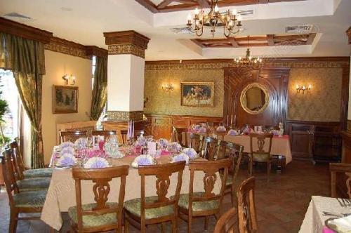 restaurant al caminetto timisoara din interior