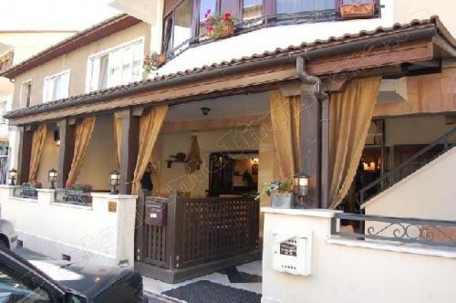 restaurant al caminetto timisoara din exterior