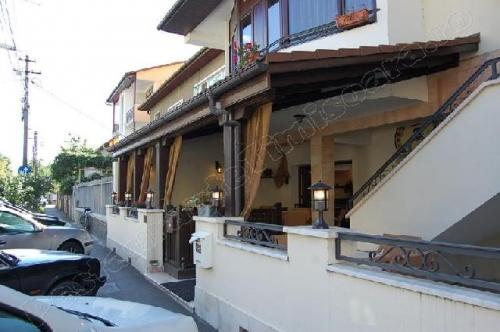 restaurant al caminetto timisoara exterior