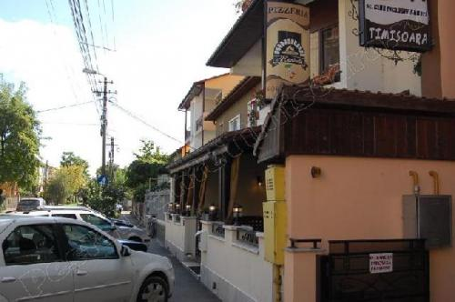 restaurant al caminetto timisoara in exterior