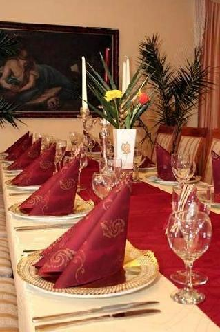 Restaurant Andronic Timisoara masa pentru nunta