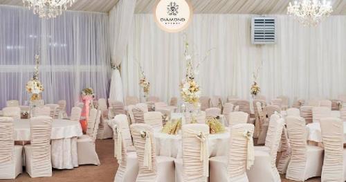 interior sala diamond events