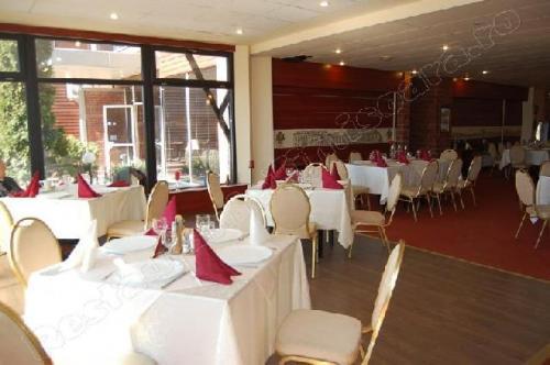 restaurant Garden Senator Timisoara interior