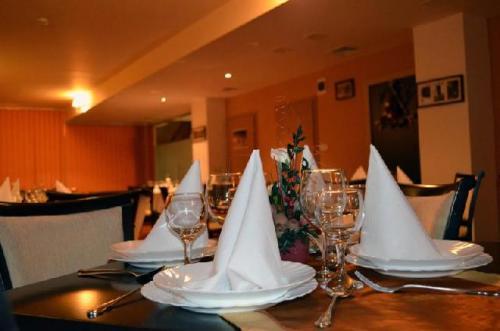 restaurant oxford timisoara aranjament
