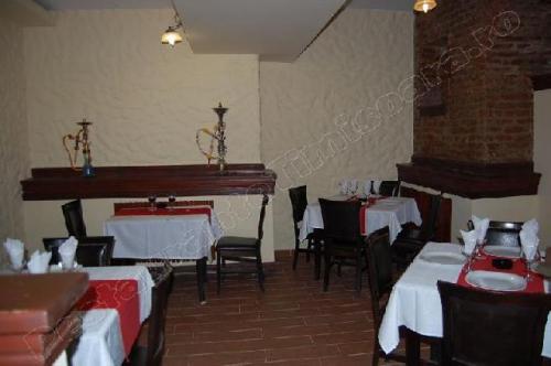 restaurant boema alta sala de mese